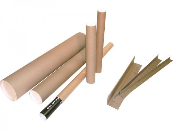 Hartpapierhülsen und Winkelkantenschutz