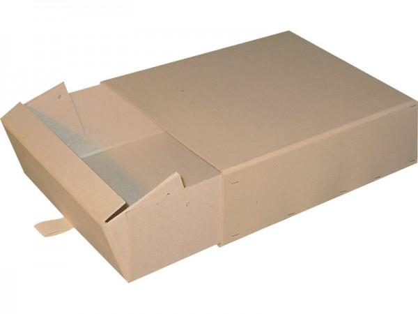 Einschubbox, bestehend aus Hülle und Schuber
