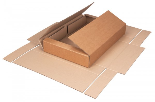 Umschlagverpackungen